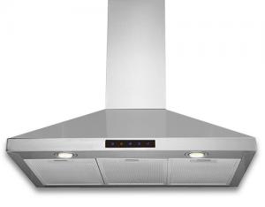 Kitchen Bath Collection STL75-LED Stainless Steel Range Hood