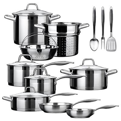Duxtop Professional Best Cookware Sets