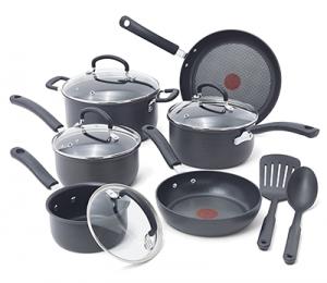 T-fal E765SC Ultimate Cookware Set