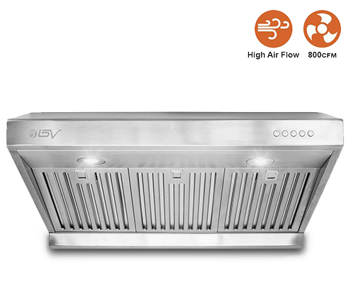 BV Stainless Steel Ducted Range Hood