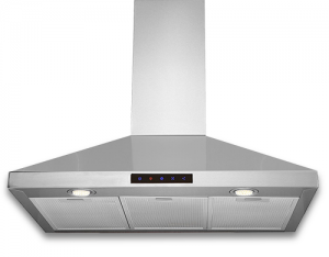 Kitchen Bath Collection STL75-LED Stainless Steel Range Hood