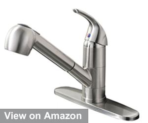 Ufaucet Single Handle Pull Out Kitchen Sink Faucet Reviews