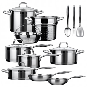 Duxtop Professional Cookware Set