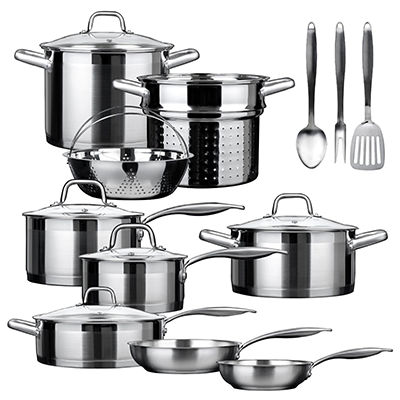 Duxtop Professional Best Cookware Sets