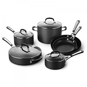 Simply Calphalon Non-stick Cookware Set