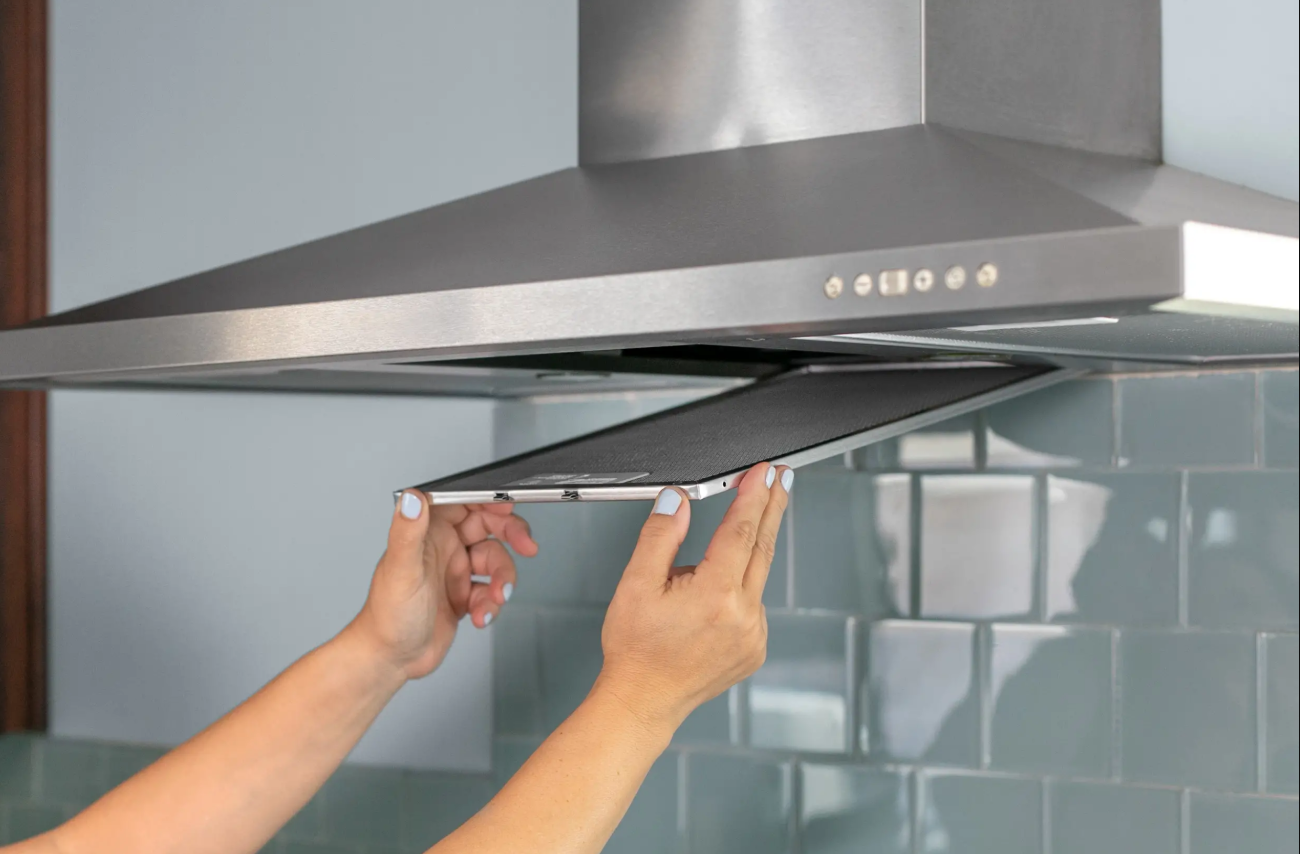 kitchen range hood cleaning