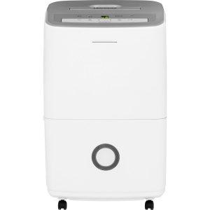 Frigidaire FFAD7033R1, 70 Pint, White Dehumidifier