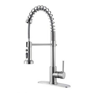 5-Best-Commercial-Stainless-Steel-Single-Handle-Pull-Down-Sprayer-Kitchen-Faucet